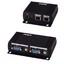 VGA・音声2分配出力 CAT5e長距離伝送器 VE02AL 製品画像