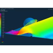 流体構造連成シミュレーション 製品画像