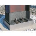 低剛性柱脚 PINベース工法 低層建物の柱脚に適しています。 製品画像