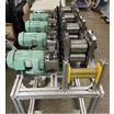 【新製品】草刈用樹脂製コードの量産化製造装置 製品画像