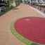 【アスファルトを美しく加工する工法】ストリートプリント 製品画像