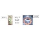 銅端子の断面観察とSEM/EDXによる元素分析 製品画像