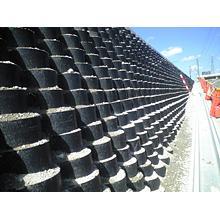 『テラセル重力式擁壁工法』 製品画像