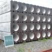 土留め構造物用プレキャストコンクリート部材『PC-壁体』 製品画像