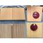 マグネット・不燃Vカット突板合板 製品画像