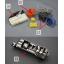 精密射出成形品 自動車用コネクター 製品画像