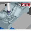 ESPRIT FreeForm 3axis 製品画像