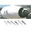 【鄭州ダイヤ】航空機向けCFRP加工用PCDリーマ&ドリル 製品画像