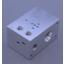 アルミ(A5052) マニホールド 精度 漏れ 傷 打痕 交差穴 製品画像