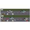 車線規制安全監視システム Siラセル-進入検知 製品画像