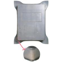 チタンの深絞り加工(MS40と工具鋼の比較) 製品画像