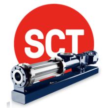 分割式ステータータイプポンプ『製品群SCT』 製品画像