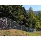 太陽光発電関連資材『太陽光発電フェンス WMフェンス』 製品画像