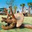 造形遊具 トリケラヘッド(恐竜化石) TPS-SZ05 製品画像