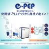 【脱・廃プラ】使用済プラスチック⇒クリーンエネルギー化システム 製品画像