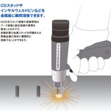 『CD方式スタッド溶接システム』 製品画像