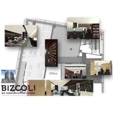 【無線LANアクセスポイント採用事例】新オフィス及びライブラリ 製品画像