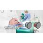 【医療業界への導入事例】プラスチック製双輪キャスター 製品画像