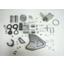 スターリングエンジン ブラック(発電機付組み立てキット) 製品画像