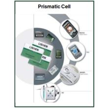 【ウェアラブル向け】力神リチウムイオン電池 製品画像