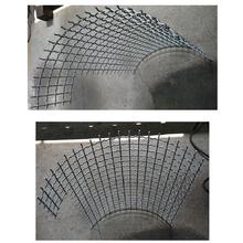 【製作事例】材質:クリンプ網25 8.0t 製品画像