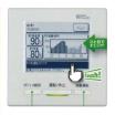 給湯器Q-tonオプション『ecoタッチリモコン RC-Q1』 製品画像