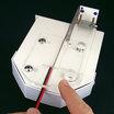 分線器『スリッター』2芯、3芯、4芯のフラットケーブルの分線 製品画像