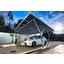 太陽光発電付透過性カーポート「YellPort」 製品画像