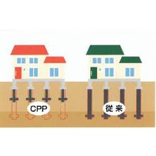 CPP工法の特長 製品画像