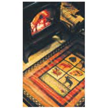 【ペレットストーブオプション】ラグ『ジェネシスコレクション』 製品画像