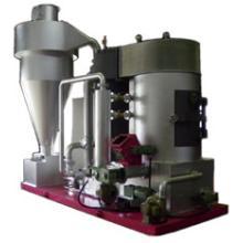 バイオマスボイラー 温水・温風・蒸気ボイラー WABEシリーズ 製品画像