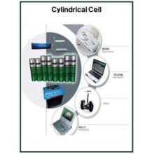 【円筒形 電子機器向け】力神リチウムイオン電池 製品画像