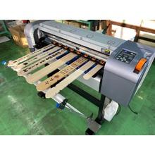 長い文字も収まり、簡単印刷設定、コンパクトな卒塔婆プリンター 製品画像