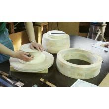 軟質材の機械加工・手加工 ※金属以外の樹脂、スポンジにも対応! 製品画像