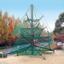木登り体感遊具 やまびこの樹06(6mタイプ) TPS-YK06 製品画像
