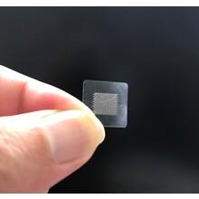 【お見事!】樹脂薄板を自在に微細加工します。 製品画像