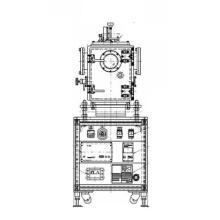 有機デバイス蒸着装置 E-80 製品画像