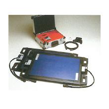 電子式ポータブル重量測定装置『マットスケール 2000-DC』 製品画像