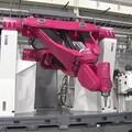 『パラレルリンクマシン』長尺部品の切削可能!【5軸加工機】 製品画像
