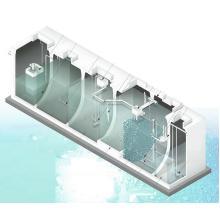 合併処理浄化槽 「生物膜ろ過方式」 製品画像