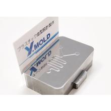 マイクロ流路 鏡面切削加工(Ra0.005μm)の加工事例 製品画像
