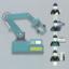 産業用ロボット導入事例集 進呈中!『貴社の課題をICTで解決』 製品画像