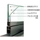 あんみつ耐熱強化ガラス 製品画像