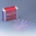 ポリエチレン製のディスポグローブ(手袋)『ラボフィット』 製品画像