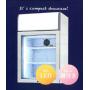 卓上型冷凍専用ショーケース『FRISTA』 製品画像
