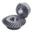完成まがりばかさ歯車 MBSA・MBSB:KHK小原歯車工業 製品画像