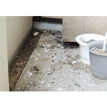 【鳥害対策サービス事例】ベランダ(事務所・マンション等) 製品画像