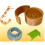 フッ素樹脂コーティング (テフロンコーティング) 製品画像
