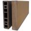再生木材(木材・プラスチック複合材)『リバースウッドEW』 製品画像