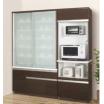 耐震機能に優れた食器棚『カームシリーズ』 製品画像